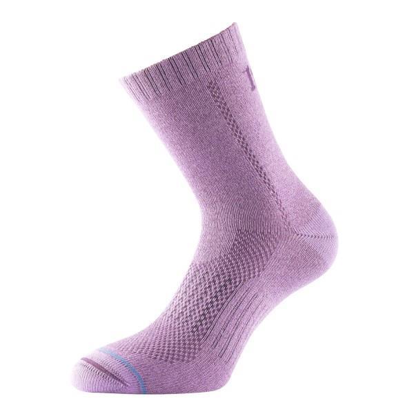1000 Mile All Terrain Womens Trail Running/Hiking Socks - Raspberry