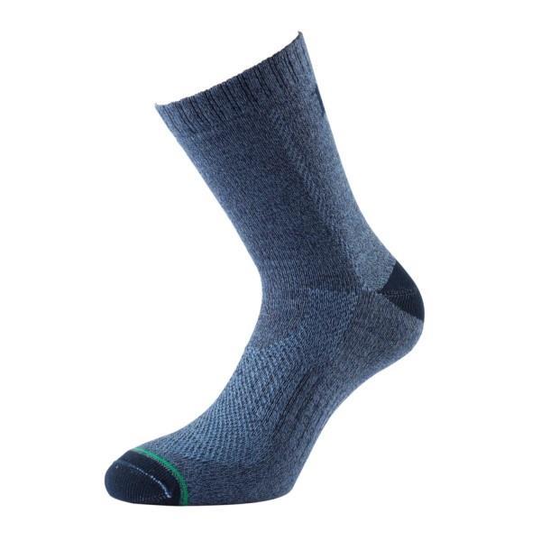 1000 Mile All Terrain Womens Trail Running/Hiking Socks - Sapphire