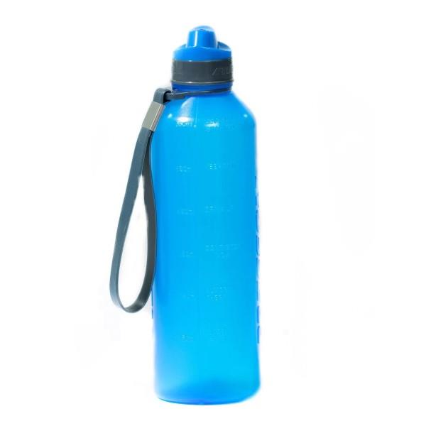 Russell Athletic H20-GO Water Bottle - 650ml - Deep Swell