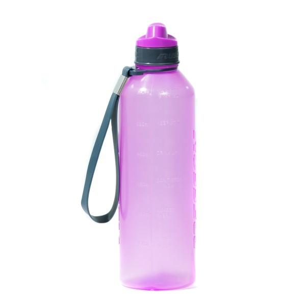 Russell Athletic H20-GO Water Bottle - 650ml - Bright Grape