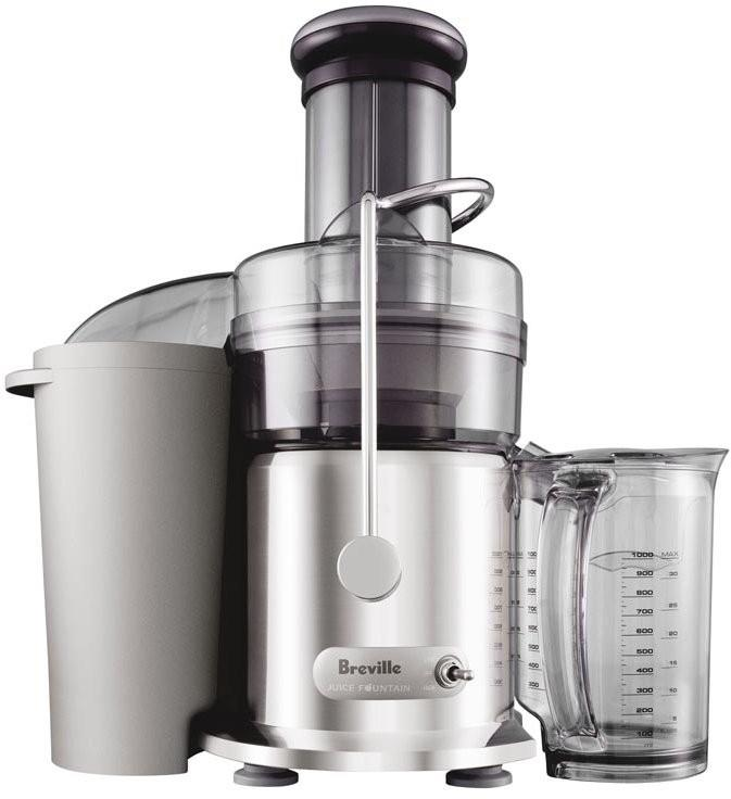 Image of Breville Juice Fountain Plus BJE410CRO