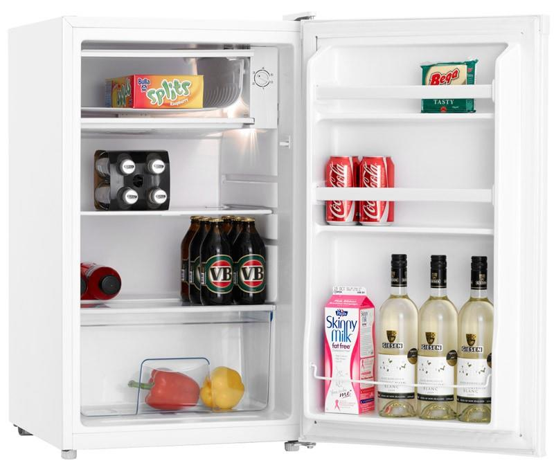 Image of Heller 116L Bar Fridge BFH116