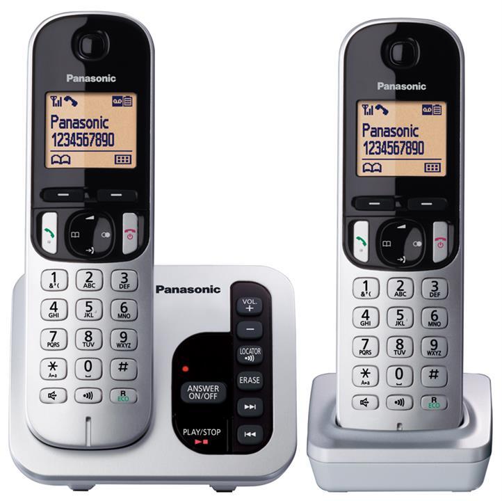 Panasonic DECT Cordless Phone System - KX-TGC222ALS