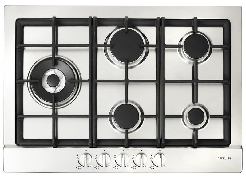 Image of Artusi 70cm Gas Cooktop AGH70XFFD