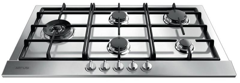 Image of Artusi 90cm Gas Cooktop AGH91XFFD