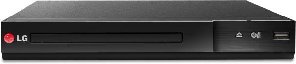 LG DVD Player with USB Playback - DP132