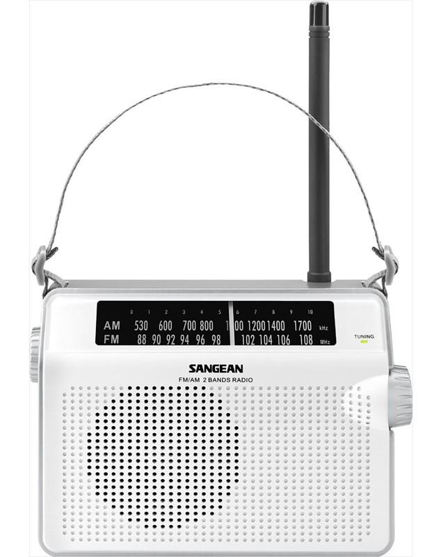 Image of Sangean Portable Radio PR-D6W