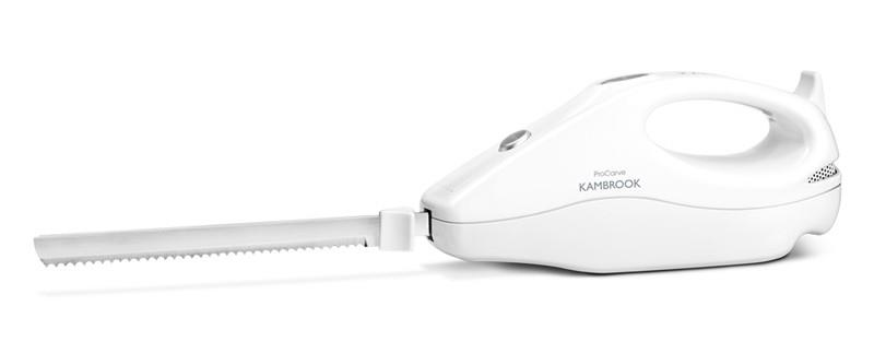 Kambrook ProCarve Electric Knife - KEK120WHT