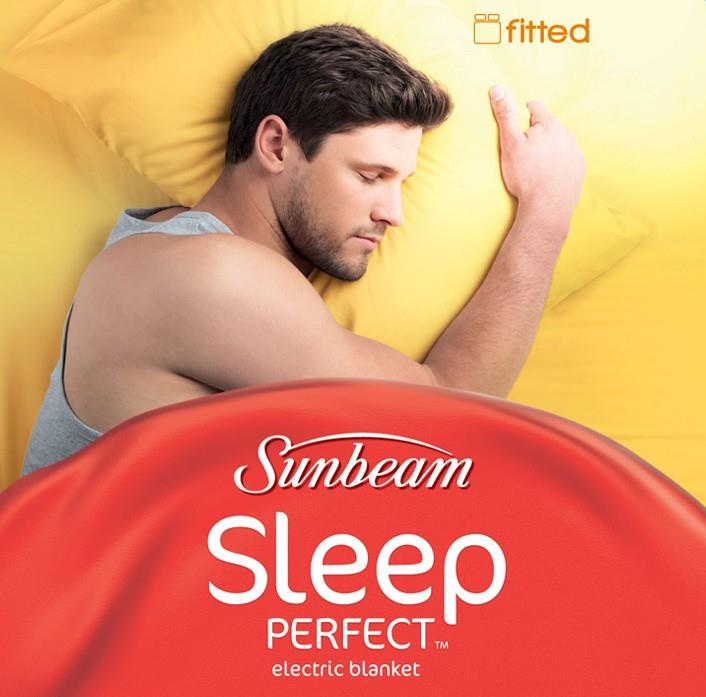 Image of Sunbeam Sleep Perfect Fitted Single BL5121