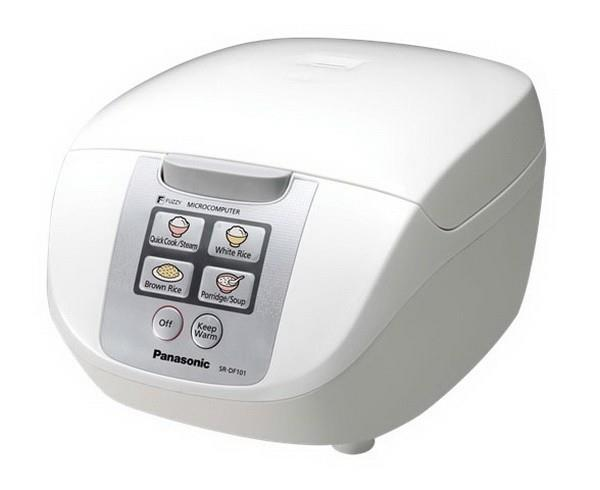 Panasonic Rice Cooker - SRDF101WST