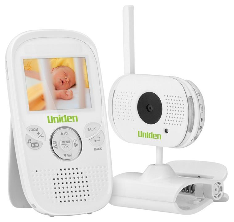 "Image of Uniden 2.3"" Digital Wireless Baby Video Monitor - BW3001"