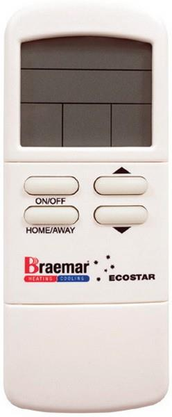 Braemar Remote Control Kit - 093086