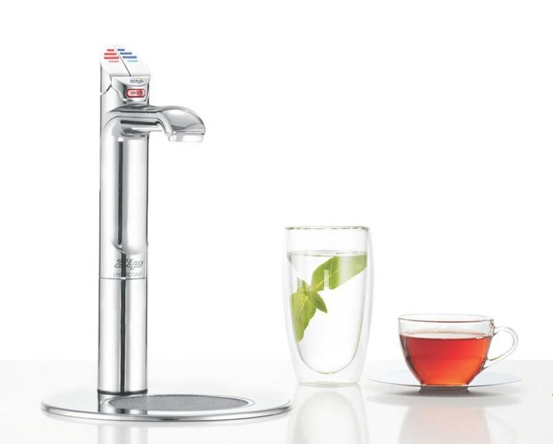 Image of Zip HydroTap G4 Chilled, Filtered & Sparkling - HT1787