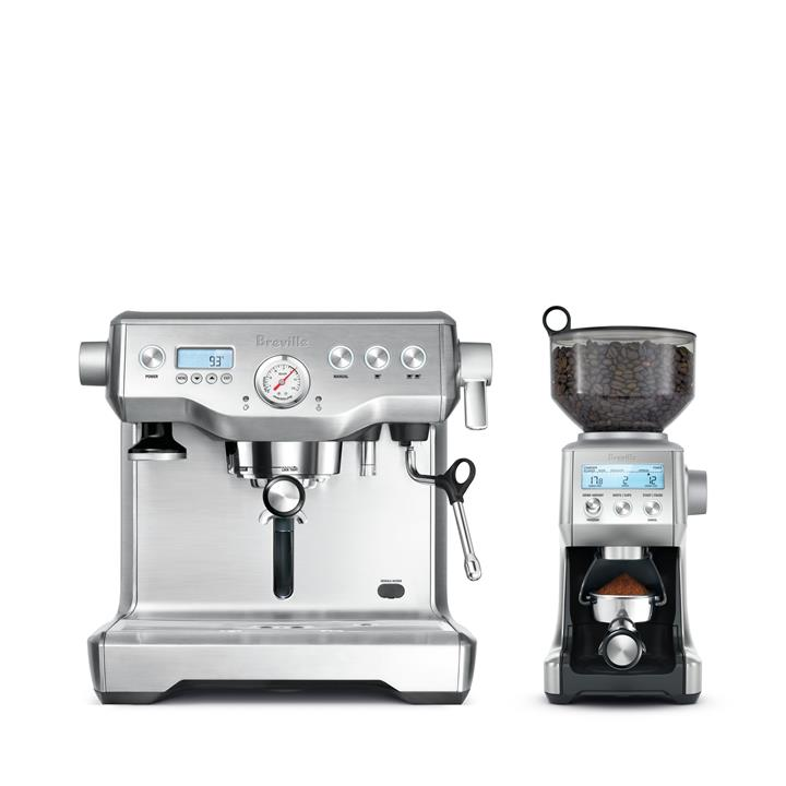 Image of Breville the Dual Boiler & Grinder BEP920BSS *Bonus Coffee