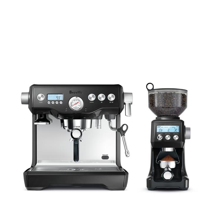 Image of Breville the Dual Boiler & Grinder BEP920BKS *Bonus Coffee