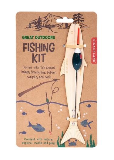 Great Outdoors Fishing Kit