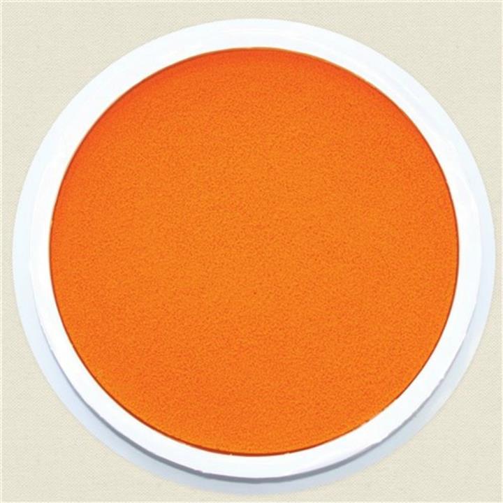 Edx Education Non-Toxic Giant Washable Orange Paint Pad