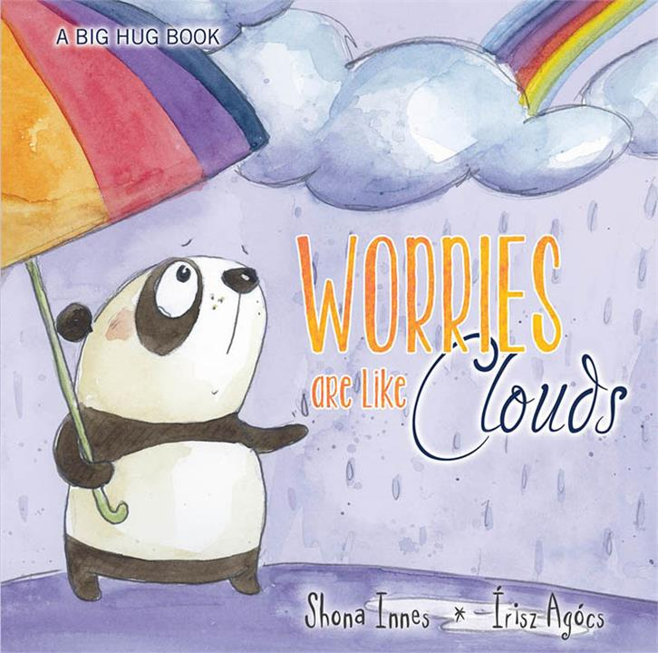 A Big Hug Book - Worries are like Clouds