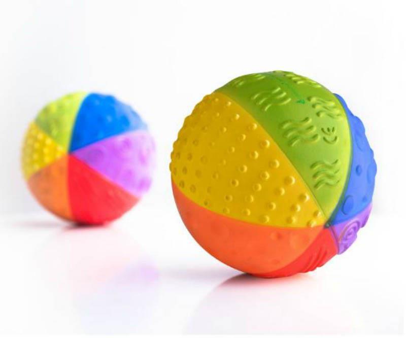 CaaOcho Sensory Rainbow Ball