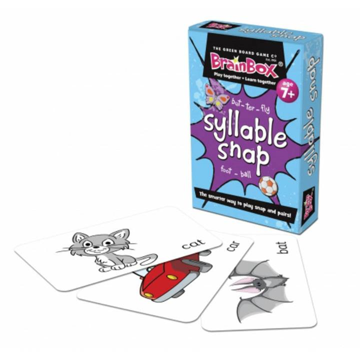 Syllable Snap Cards