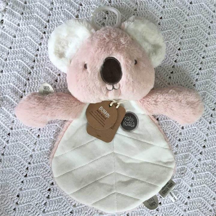 O.B Designs Comforter Pink Kate Koala