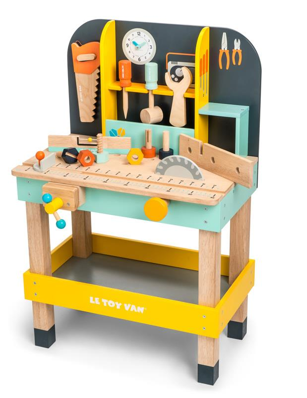 Le Toy Van Alex's Work Bench
