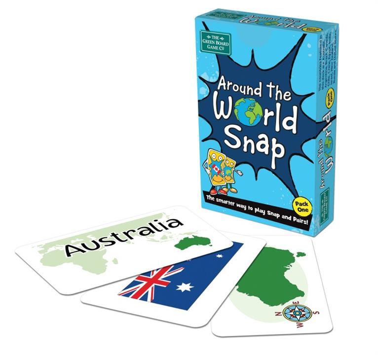 Around the World Snap Pack 1