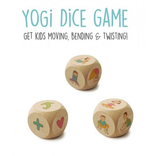Yogi FUN Yoga Yogi Dice Game