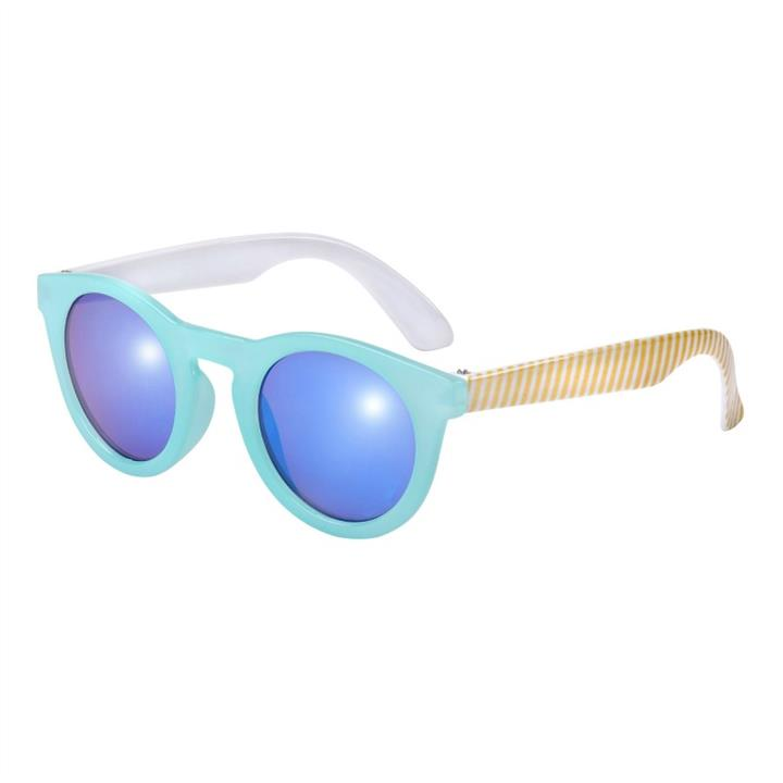 Frankie Ray Sunglasses 1-3 years Candy Aqua Stripe