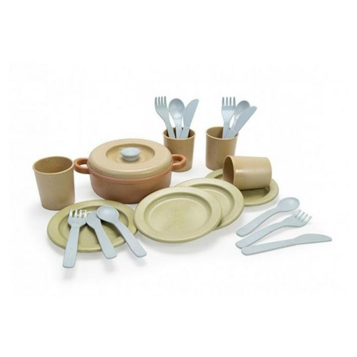 Dantoy BIOplastic Dinner Set