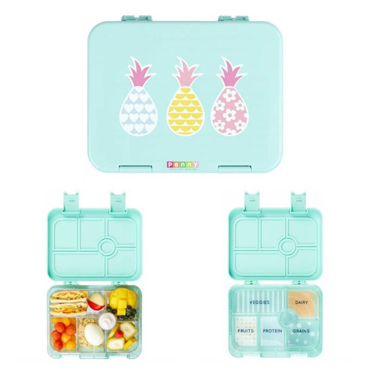 Penny Scallan Bento Box Pineapple Bunting