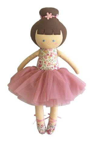 Alimrose Big Ballerina Doll Rose Garden