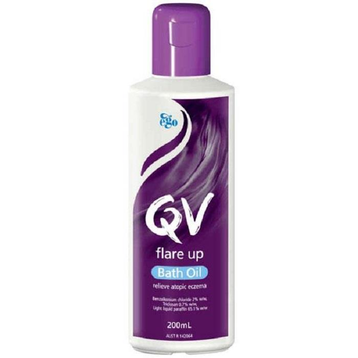 Image of Ego QV Flare Up Bath Oil 200ml