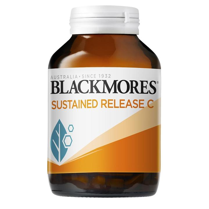 Image of Blackmores BIO C 500 Sustained Release Tab X 200