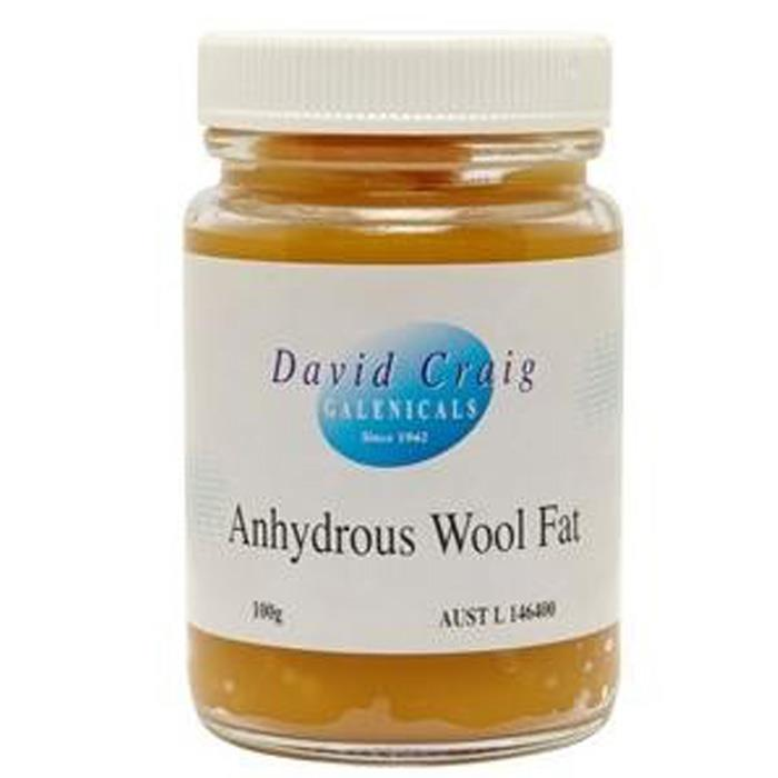 Image of David Craig Anhydrous Wool Fat 100g