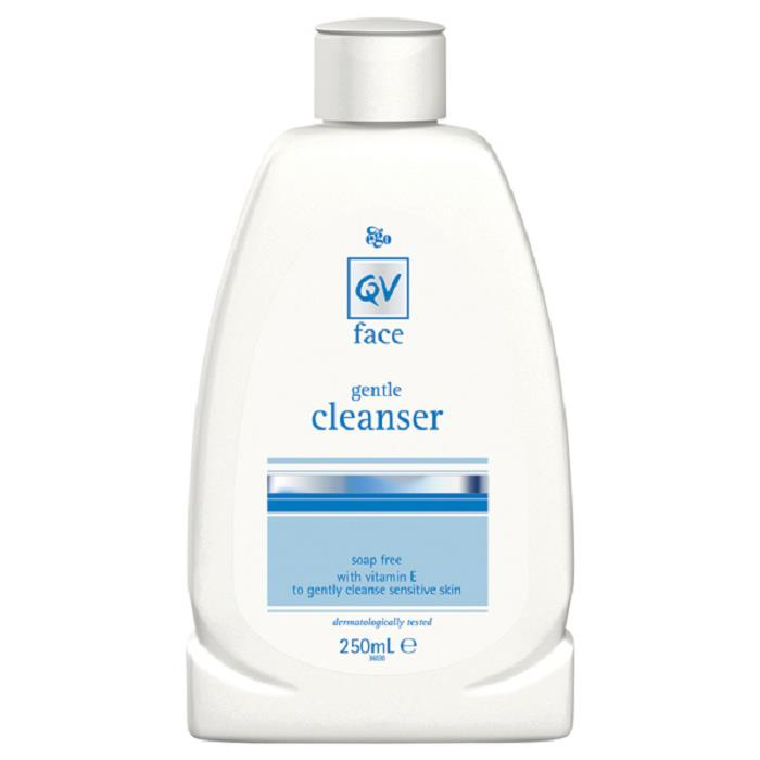 Image of Ego QV Face Gentle Cleanser 250ml