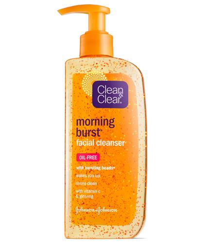 Image of Clean & Clear Morning Burst Facial Cleanser 240ml