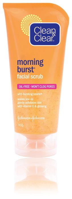 Image of Clean & Clear Morning Burst Facial Scrub 141g