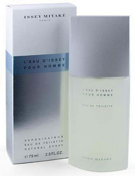 Image of L'Eau D'Issey Pour Homme by Issey Miyake (Men) EDT 75ML