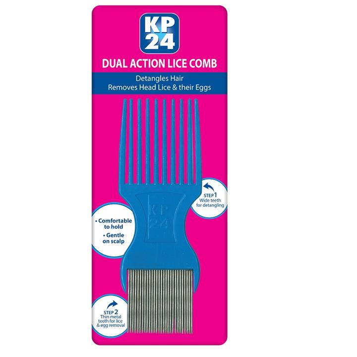 Image of KP 24 Dual Action Lice Comb