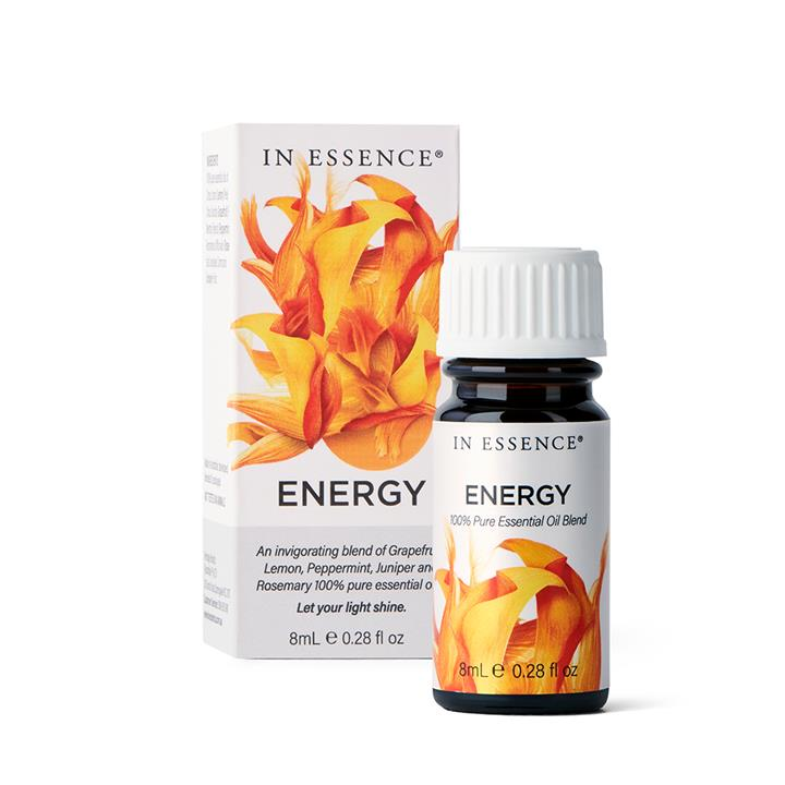 Image of In Essence Lifestyle Blend Energy 8ml