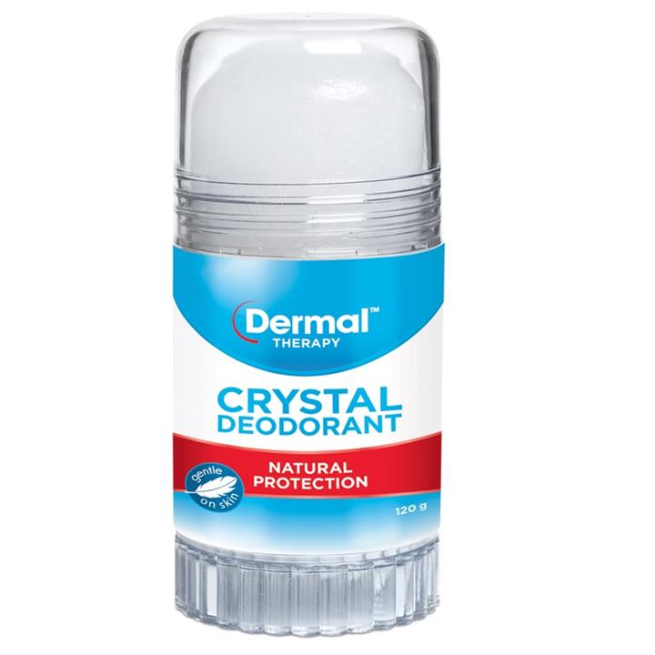 Image of Dermal Therapy Crystal Deodorant 120g