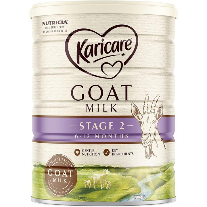 Image of Karicare Plus Goat Milk Follow-On Formula Stage 2 (From 6 Months) 900g