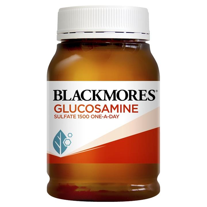 Image of Blackmores Glucosamine Sulfate 1500mg Tab X 180