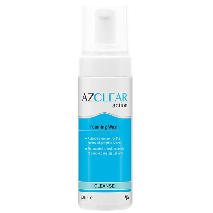 Image of Azclear Action Foaming Wash 150ml