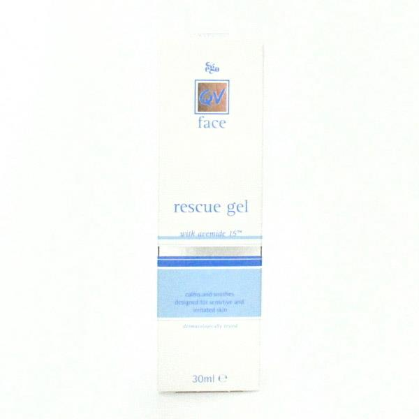 Image of Ego QV Face Rescue Gel 25g