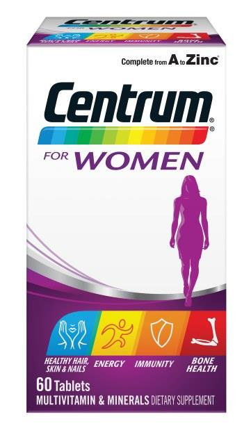 Image of Centrum For Women Tab X 60