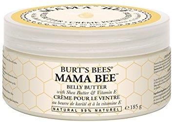 Image of Burt's Bees Mama Bee Belly Butter 185g