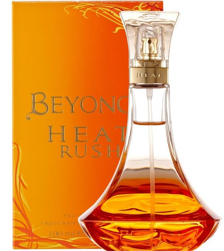 Image of Beyonce Heat Rush by Beyonce (Women) EDT 100ML