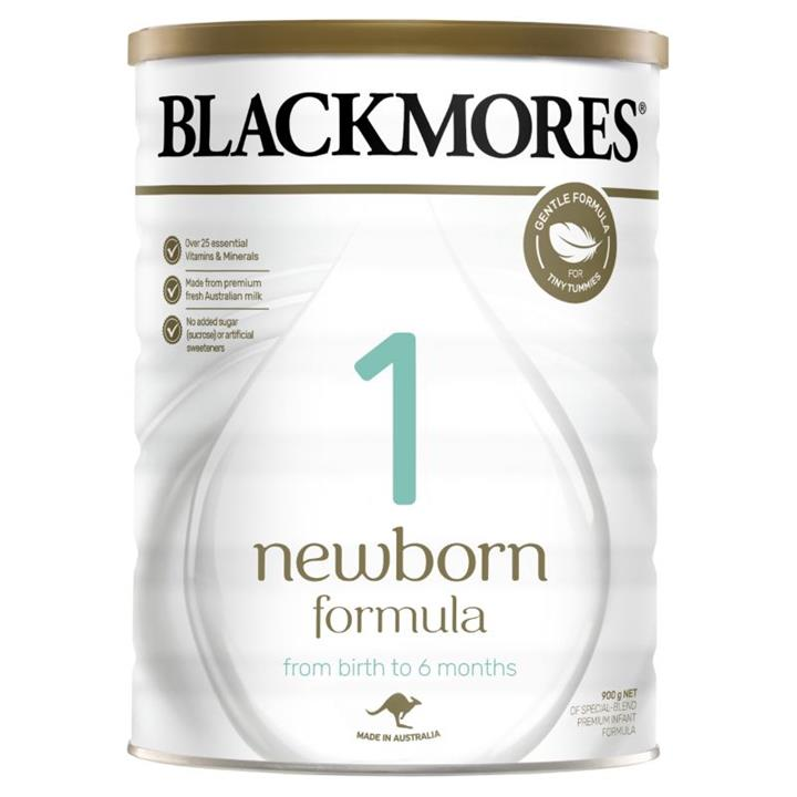 Image of Blackmores Newborn Formula Stage One (0-6 Months) 900g